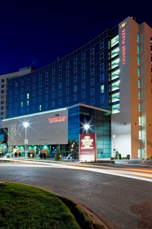 Crowne Plaza Dublin Blanchardstown Location