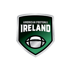 American Football Association ireland Logo