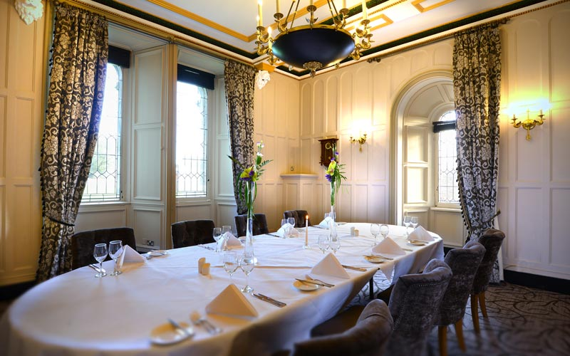 Clontarf Castle Meeting Rooms Tower Suite