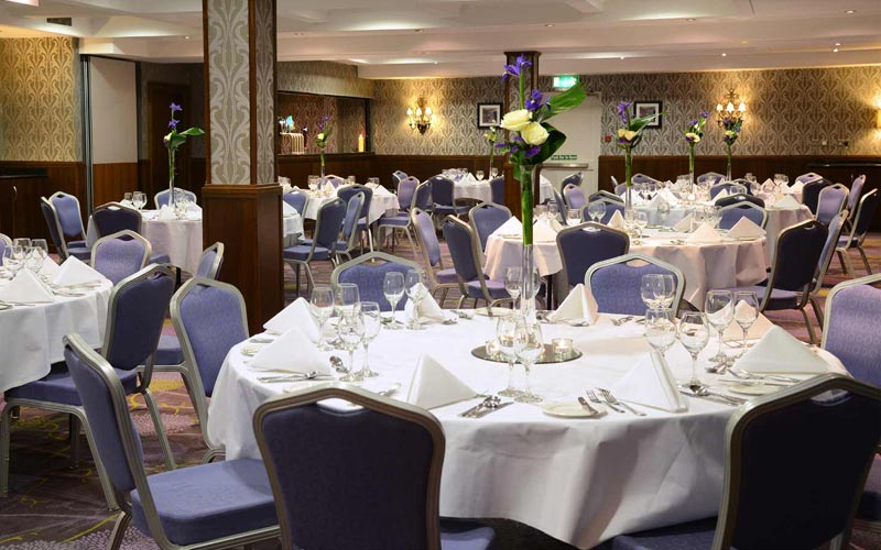 Clontarf Castle Meeting Rooms Norman & Dalcassion Suites