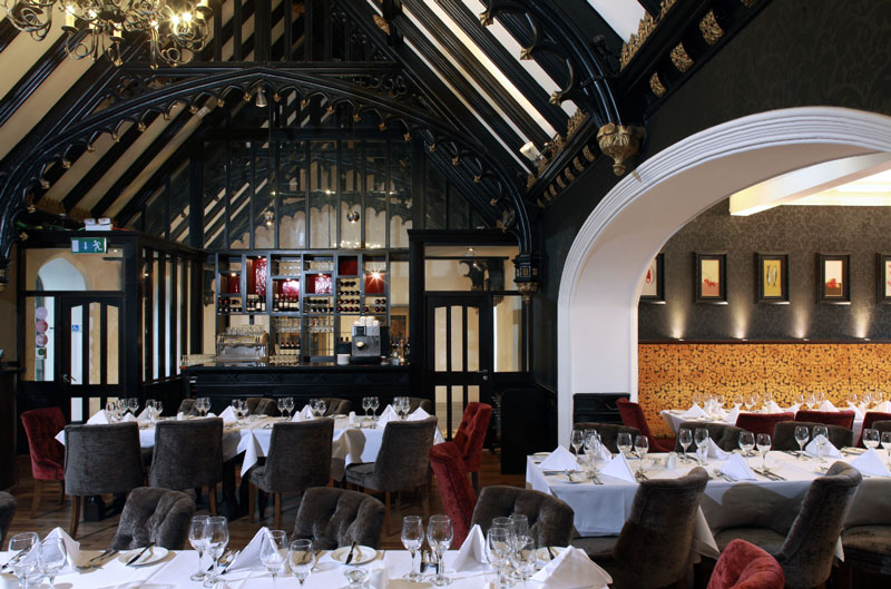 Castle Hotel In Dublin A Double Room