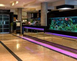 Dublin Hotel Lobby