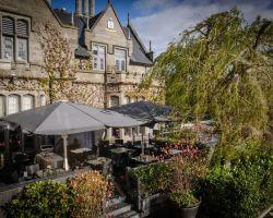 clontarf castle hotel garden